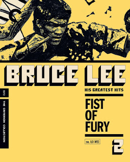 The Criterion Collection's FIST OF FURY Blu-ray!