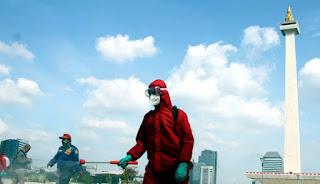 Alhamdulillah! Indonesia Masuk Daftar 10 Negara Teraman Dunia