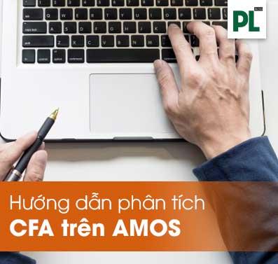 phân tích và đọc kết quả CFA
