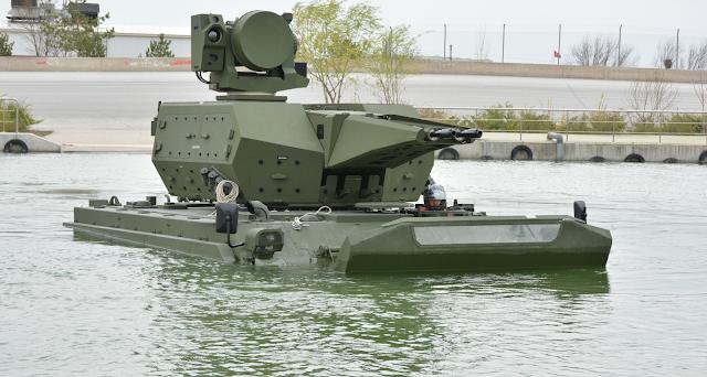 ZMA-30 FNSS / ACV-30 Korkut SPAAG