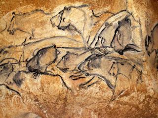 Pinturas rupestres de la cueva de Chauvet.