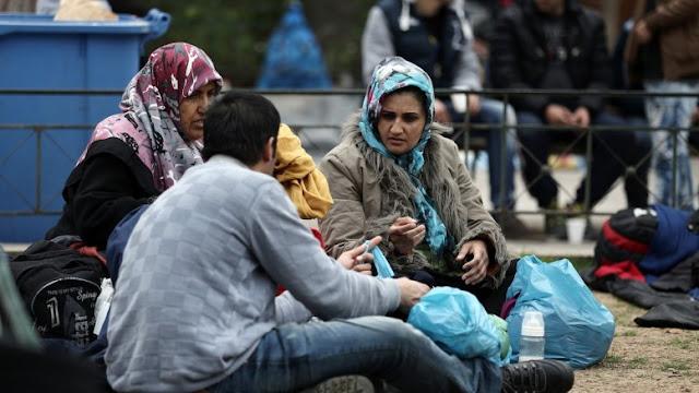 Επιχείρηση μεταφοράς σε ξενοδοχεία στην ηπειρωτική Ελλάδα 6.000 προσφύγων