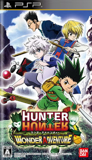 HUnter X hunter ISO HIgh Compress
