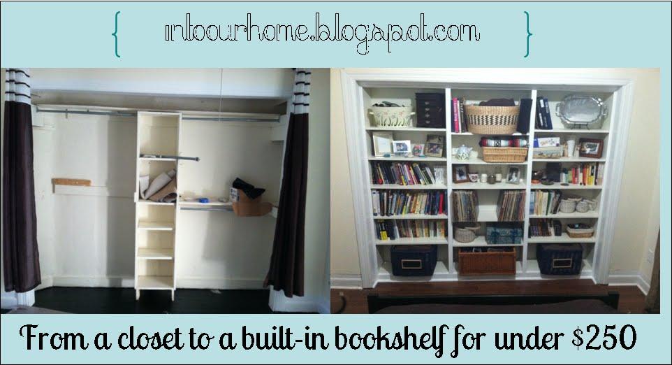 Built In Billy Bookshelves For Under 250