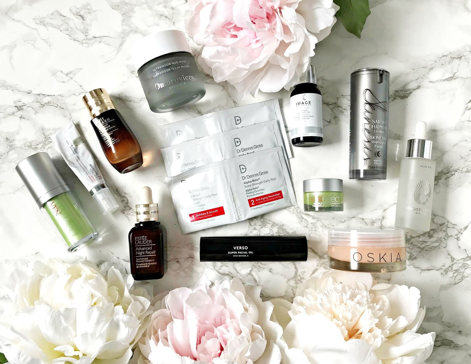 The best anti-ageing products