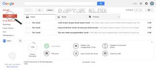Akun Gmail Baru