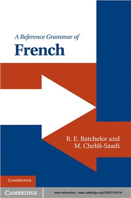 Download free ebook A Reference Grammar of French pdf