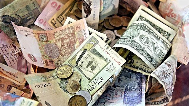 أسعار صرف العملات فى ليبيا اليوم الأحد 17/1/2021 مقابل الدولار واليورو والجنيه الإسترلينى