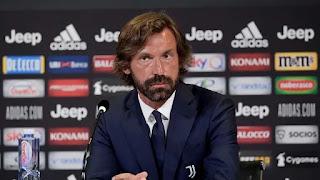 يوفنتوس يعلن موعد إقالة أندريا بيرلو من قيادة الفريق