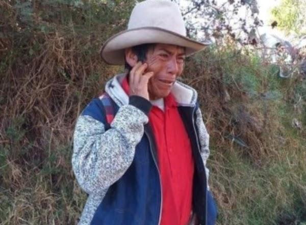 Su papá lloró su desaparición, 44 días después encontraron el cuerpo de Alejandrina sin vida