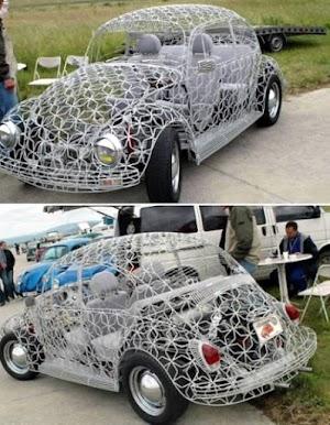 Modifikasi Mobil Unik Yang Pernah Ada