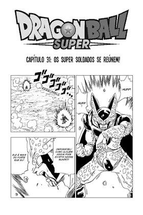 Dragon Ball Super Mangá 31