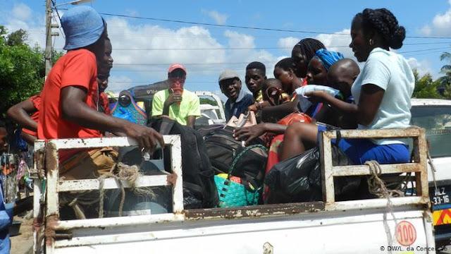 """Estado de emergência em Moçambique: """"Há aglomerações nas esquinas"""""""