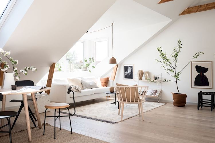 My Scandinavian Home 7 Great Ways To Make The Most Of An Attic Loft Space