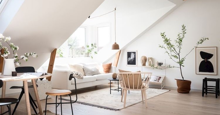 7 Great Ways To Make The Most of An Attic / Loft Space!