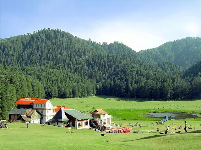 Khajjiar , Himachal Pradesh - The Mini Switzerland of India