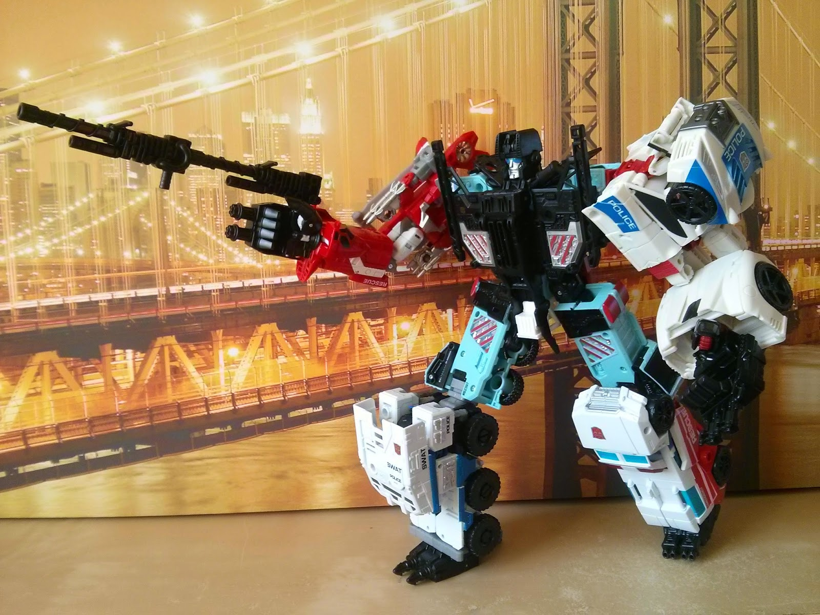 combiner wars defensor combined gun