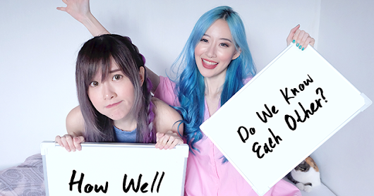 How Well Do We Know Each Other? (Challenge) | Elle&Jess