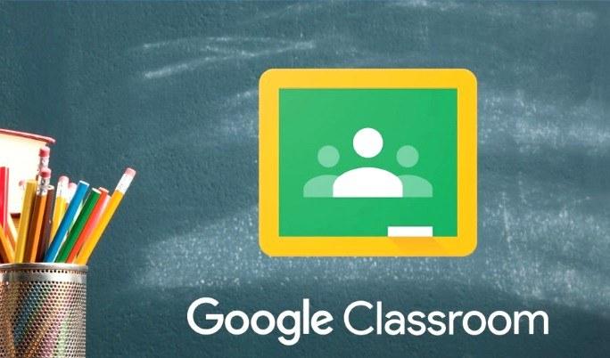 Cara Download File Google Classroom di Android