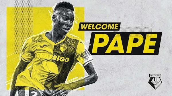 Oficial: El Watford firma para julio a Pape Gueye