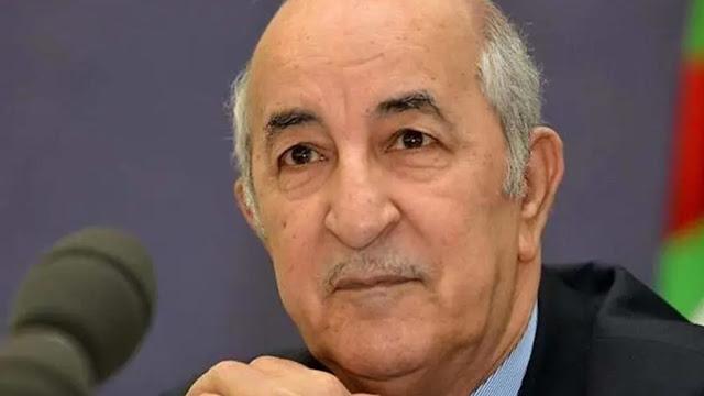 الوضع الصحي للرئيس الجزائري يشهد تحسنا