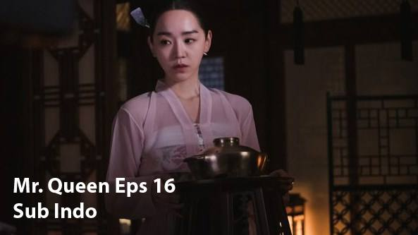 mr queen eps 16 sub indo