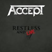 """Το βίντεο με την live εκτέλεση του τραγουδιού των Accept """"Pandemic"""" από το album """"Restless And Live"""""""