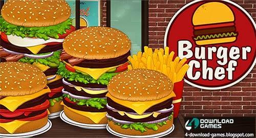 لعبة شيف البرجر Burger Chef