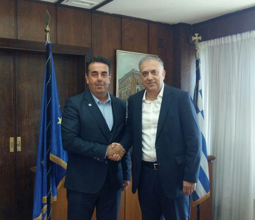 2.060.000 ευρώ στο Δήμο Ναυπλιέων από το πρόγραμμα του «Φιλόδημου» για αντιπλημμυρική προστασία