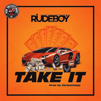 """King Ruddy Rudeboy officially debuts his first body of work single of the year 2020 and he titles this track """"Take It"""" produced by Chris Stringz."""