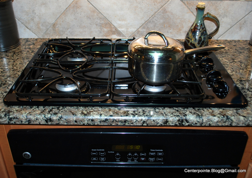 Centerpointe Communicator Best 30 Inch Gas Cooktop