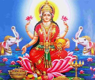 Sarva Deva Krutha Lakshmi Stotram