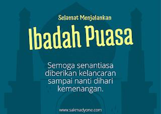 Gambar ucapan selamat puasa ramadhan 2021