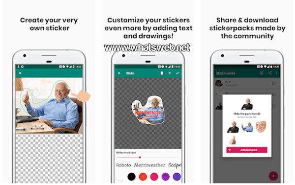 Sticker Studio WhatsApp