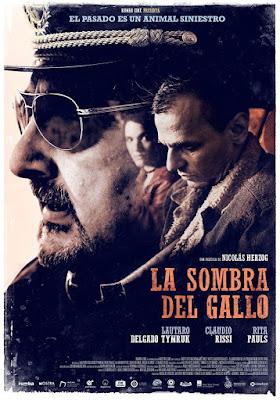 La sombra del gallo [2020] [NTSC/DVDR- Custom HD] Español Latino