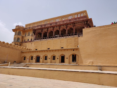Amer Fort is one of the best tourist destinations