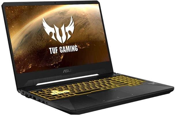 ASUS TUF Gaming FX505GT-BQ028: análisis