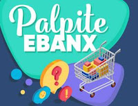 Palpite Ebanx: Concorra a um carrinho cheio do AliExpress