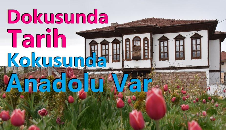 Dokusunda Tarih Kokusunda Anadolu Var Projesi