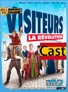 Los Visitantes La Lian En La Revolucion Francesa [2016] [Castellano] [GoogleDrive] SilvestreHD