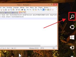 cara membuka CMD pada window