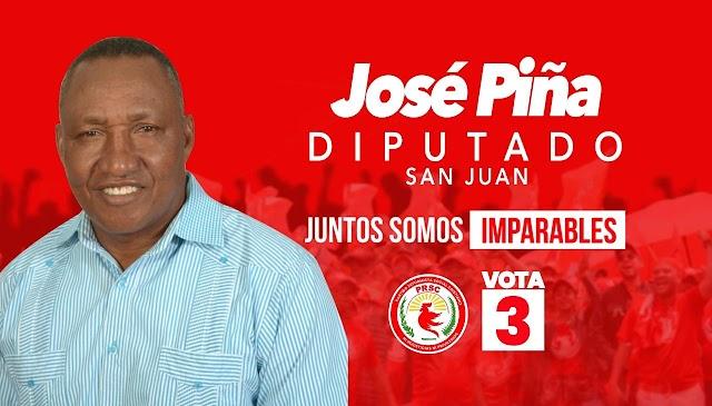 San Juan: Candidato a diputado PRSC, envía mensaje a las madres