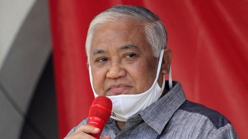 Jokowi Dikritik BEM UI, Din Syamsuddin: Harus Dipuji