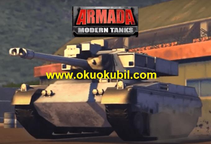 Armada Modern Tanks v3.46.1 Katil Tank Hileli Mod Apk İndir 2020