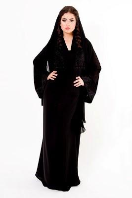 ca95fa5df8016 صور موضة العبايات احدث ازياء العبايات الخليجية new abaya designs