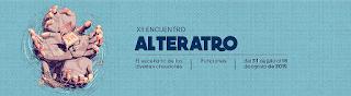XII ENCUENTRO ALTERATRO 2019 | Jóvenes Creadores