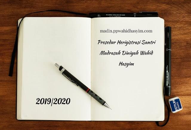 Santri Madrasah Dinyah 2019/2020