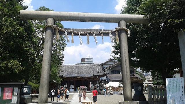Torii Asakusa Shrine