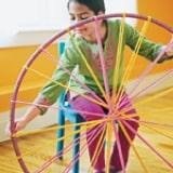 Hula Hoop Rug step 4