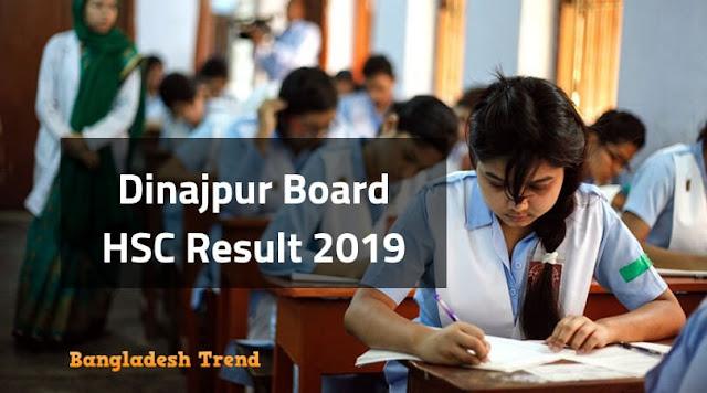 HSC Result Dinajpur Board